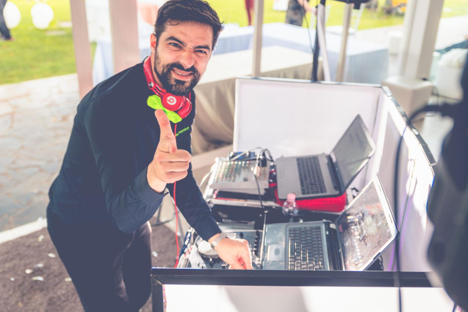 DJ per Eventi